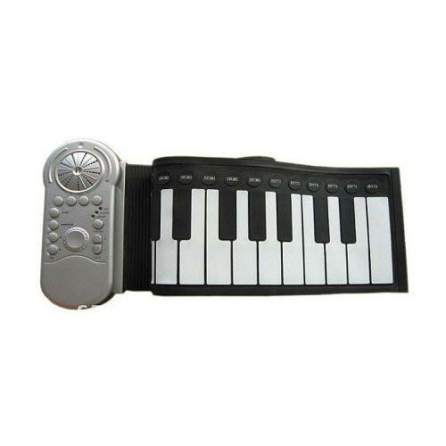 37 Keys Roll Up Silicone Piano