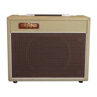 Tweed Tube Guitar Amplifier with Reverb Tremolo 15W (AT15)